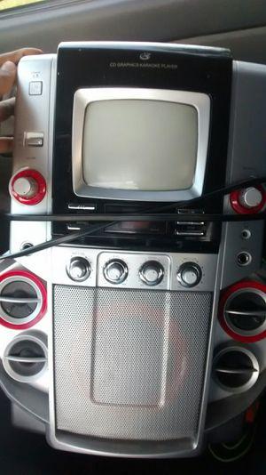 Karaoke machine for Sale in Pamplin, VA