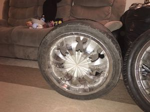 Selling 16 s all 4 rims but will need tires for Sale in Bladensburg, MD