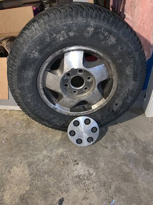 Rims and tires for Sale in Des Moines, IA
