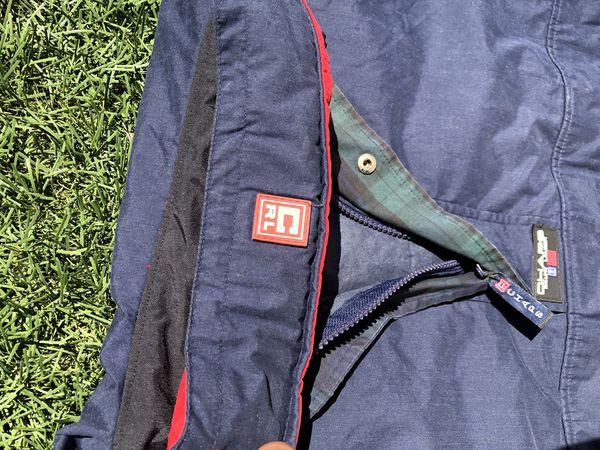 Vintage Chaps Ralph Lauren Half Zip Jacket