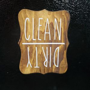 Clean/Dirty Dishwasher Magnets for Sale in Godwin, NC
