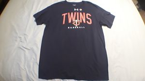 Under Armour Minnesota twins BSL series Shirt for Sale in DORCHESTR CTR, MA
