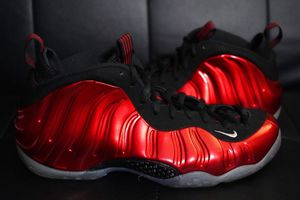 Nike Air Foamposite 1 size 11 Metallic Red for Sale in Chicago, IL
