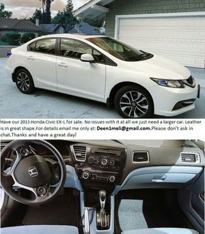 2013 Honda Civic Price$1400 for Sale in Austin, TX