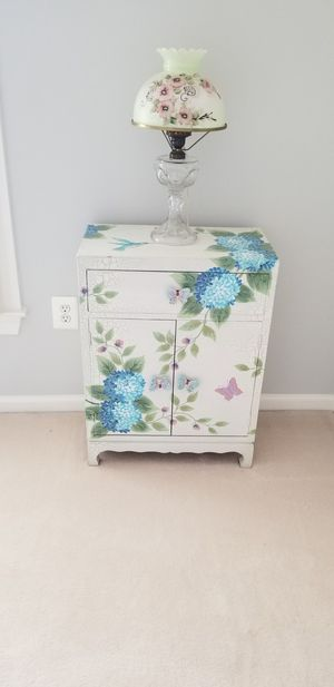 Painted chest for Sale in Leesburg, VA