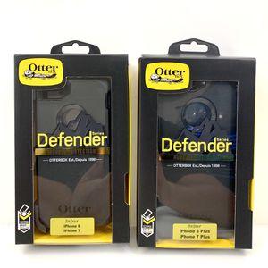 7 / 8 / 7 Plus / 8 Plus iPhone OtterBox Case. Belt Clip & Holster. Black. for Sale in Riverside, CA