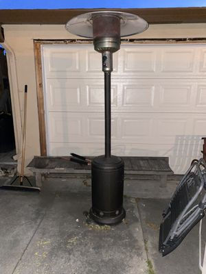 Outdoor heater for Sale in San Jose, CA