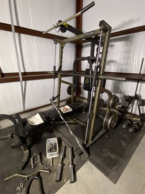 Nautilus Smith Workout Machine for Sale in Apache Junction, AZ