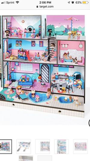 L.O.L. Suprise doll house for Sale in Jurupa Valley, CA