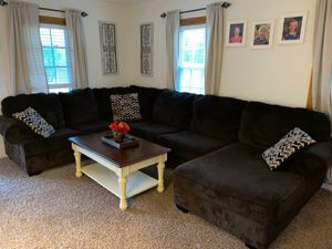 Sectional couch for Sale in Titusville, PA