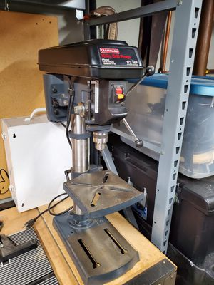 """10"""" Craftsman drill press for Sale in Buffalo, NY"""