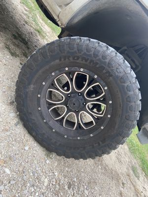 Tires and rims for Sale in Austin, TX