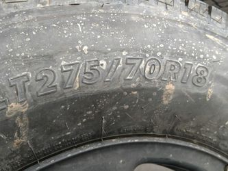 Brand New Tires Dodge 2500 for Sale in Roosevelt,  AZ