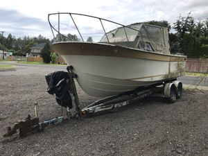Free boat for Sale in Puyallup, WA