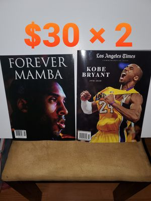 KOBE BRYANT MAGAZINE'S for Sale in Huntington Park, CA