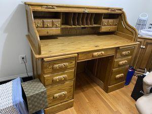 Roll top desk for Sale in Stuarts Draft, VA