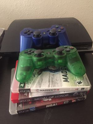 PS3 SLIM BUNDLE for Sale in Portland, OR