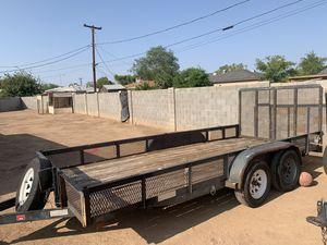 2004 Carson 6.5ft x 16ft Trailer for Sale in Phoenix, AZ