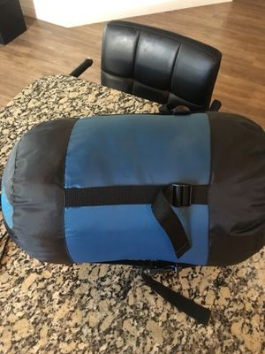 30 degrees Mummy sleeping bag for Sale in Katy, TX