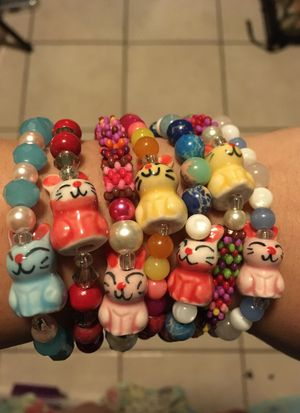Easter collection...handmade bracelets:) for Sale in Salinas, CA