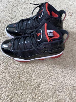 Jordan 6 rings for Sale in Newport News, VA