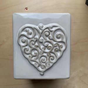 Heart Vase/ Cup holder for Sale in Escondido, CA