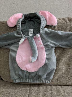 Baby elephant dress like new for Sale in San Antonio, TX