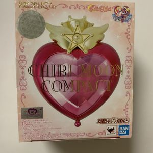 New Sailor Moon Chibi Moon Compact Proplica Eternal for Sale in Gainesville, FL