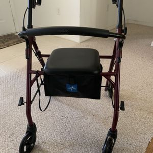 Walker, Step By Step W/ Seat and Storage for Sale in Haines City, FL
