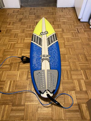 """5'10"""" Lost Blunt Surfboard for Sale in San Diego, CA"""