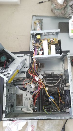 Intel i3 computer for parts for Sale in Deerfield Beach, FL