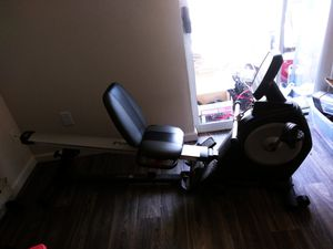 Pro Form Dual Bike/Rower for Sale in Everett, WA