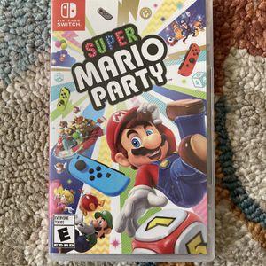 Mario Party Nintendo Switch for Sale in Pomona, CA