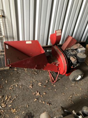 Yard-Man sc8 Wood Chipper - AS IS - For parte/Repair/Re-Condition or Nothing wrong Your gain My lost - Reliable Seller - Always Answer for Sale in San Antonio, TX