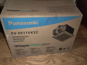 Panasonic Ventilation Bathroom Fan FV-0511VKS2 for Sale in Phillips Ranch, CA