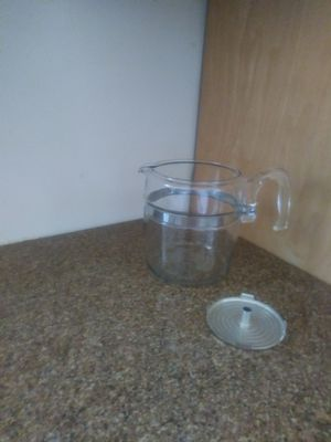 Pyrex coffee pot 9 cups no lid no stem for Sale in Whittier, CA