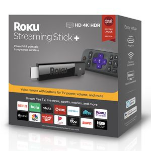 Roku Streaming Stick+ for Sale in Tamarac, FL