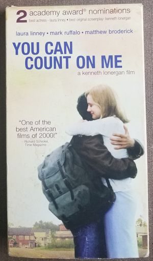 You Can Count on Me VHS movie for Sale in Three Rivers, MI