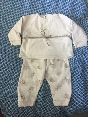 Set pyjama Romper Babygrow Burberry 3 / 6 months boys girls baby for Sale in Miami, FL