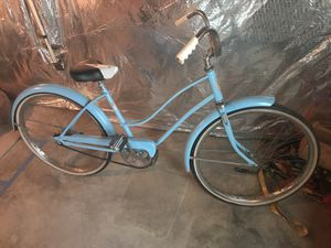 Vintage bicycle restored. 26 inch wheels for Sale in Martinsburg, WV