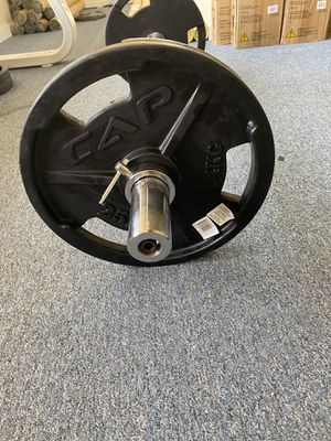Brand new Olympic curl bars for Sale in Wallingford, CT