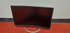Sceptre t24 curved computer monitor 24 inch for Sale in Auburn, WA