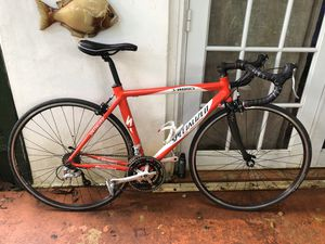 Specialized E5 road bike size 54 for Sale in Coral Gables, FL