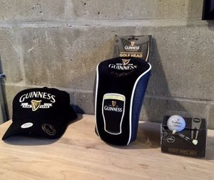 Guinness Golf Gift Set for Sale in Tampa, FL