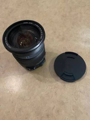 Sigma Wide Angle Lens (Nikon-fit) for Sale in Orlando, FL