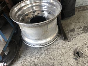 Super single wheel, and rims for sale for Sale in Sunrise, FL