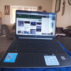 HP LAPTOP, STEEL GREY, INTEL IRIS PLUS, 17 INCHES for Sale in San Diego, CA