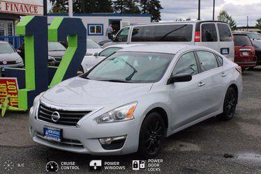 2014 Nissan Altima for Sale in Everett,  WA