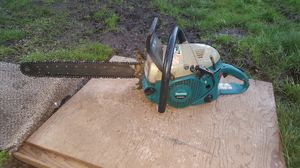 Makita/Dolmar 6401 64 cc German made pro saw. End if the world sale for Sale in Eugene, OR