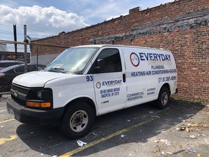 2005 Chevy express 2500 work van for Sale in Queens, NY